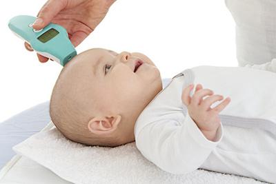 das richtige Fieberthermometer fürs Baby